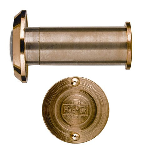 Wizjer P.pożarowy EI30 Fi 14mm (35-55mm) Mosiądz lak