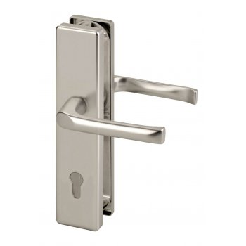 Klamka drzwiowa JUNO rozstaw 72mm