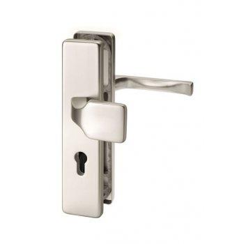 Klamko-gałka drzwiowa JUNO rozstaw 72mm