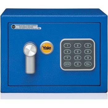 Sejf podstawowy mini YSV 170 niebieski