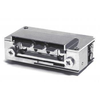 Elektrozaczep Hartte z wyślizgiem i warystorem XS24RV-C Rewers 24DC