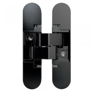 Zawias chowany Anselmi dociągający AN107 C40 3D Czarny
