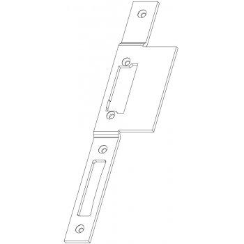 Zaczep 16F35-04 L do Elektrozaczepów EffEff Profix2