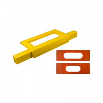 Przyrząd do montażu zawiasów IN230/232/235