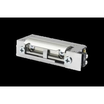 Elektrozaczep wąski Hartte XS12RM Rewers z monitoringiem 12V DC