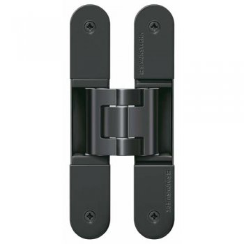 Zawias Tectus 340 3D Czarny