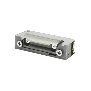 Elektrozaczep przeciwpożarowy wąski Hartte XSHD12R Rewers 12V DC