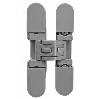 Zawias chowany Kubikina K6100 3D Chrom mat