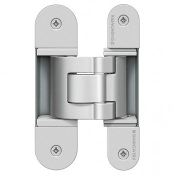 Zawias Simonswerk Tectus TE311 3D Srebrny F1 Nakładka do 12mm