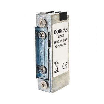 Elektrozaczep wąski Dorcas 99-2NF Awers 10-24V AC/DC