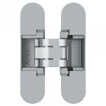 Zawias Anselmi AN172 3D chrom mat. Nakładki do 7mm