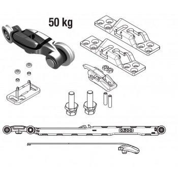 System przesuwny Koblenz 500 New z 1/ABS 50kg