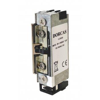 Elektrozaczep Dorcas 99-1N305F-TOP z monitoringiem Awers 12V AC/DC