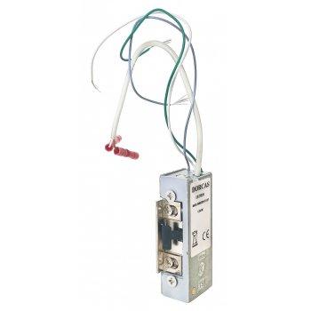 Elektrozaczep Dorcas 50-N305-512F Rewers 12V DC z monitoringiem