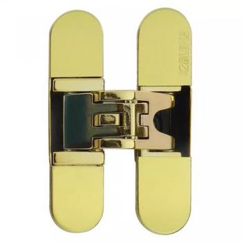 Zawias Kubica 6200 3D Złoty